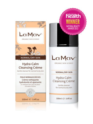 hydra_calm_cleansing_creme_with_badge_product_photo_high_res_la_mav_organic_skin_science__99643-1460427534-500-500